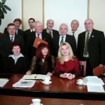 Meeting of the BRIE Advisory Board 2005