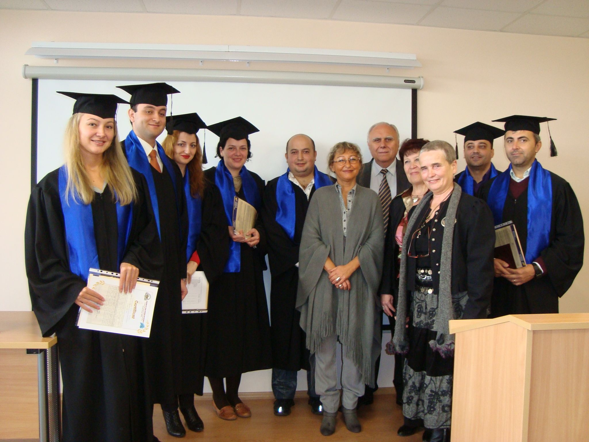 Graduation Ceremony 2010