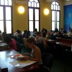 2011 Study trip to Bucharest.