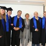 Graduation European Studies 2010
